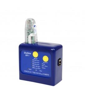 OX-1 OxSim® - OxSim® simulatore ottico di SpO2