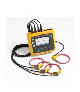 ANALIZZATORE POWER QUALITY TRIFASE
