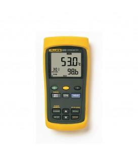 53-2 B - Termometro a ingresso singolo con data l