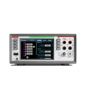 DAQ6510 - Data Acquisition and Multimeter System