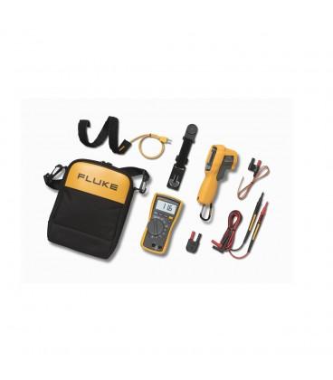 116/62MAX+ - Kit con multimetro e termometro IR
