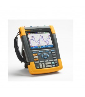 MDA-550 - Motor Drive Analyzer 550, 4-channel colO