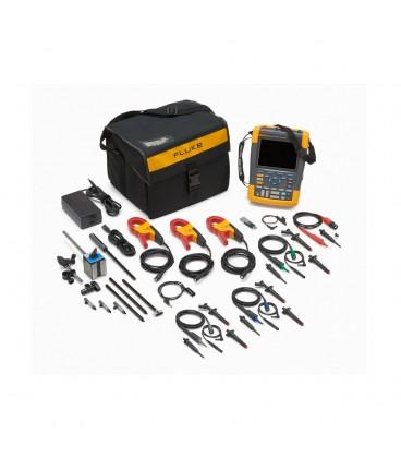 MDA-550 - Motor Drive Analyzer 550, 4-channel colO