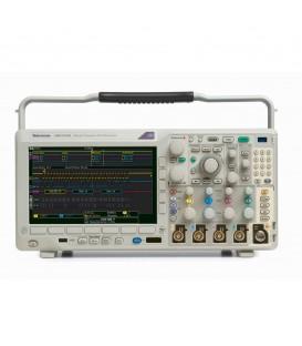 OSCILLOSCOPIO DIGITALE 100 MHZ, 4 CH +RF
