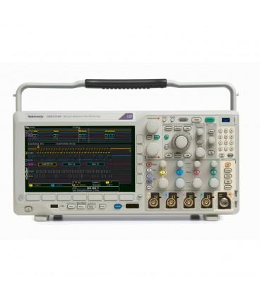 OSCILLOSCOPIO DIGITALE 200 MHZ, 2 CH +RF