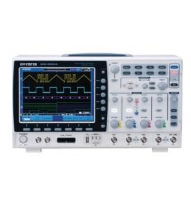 GDS-2204A - Oscilloscopio 200 MHz, 4 ch