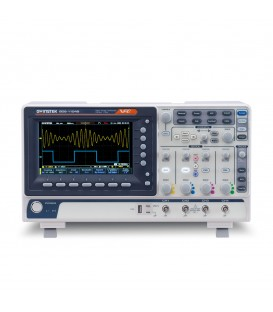 GDS-1104B - Oscilloscopio 100 MHz, 4 ch