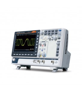 GDS-2102E - Oscilloscopio 100 MHz, 2 ch