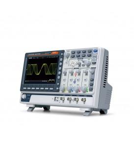 GDS-2104E - Oscilloscopio 100 MHz, 4 ch
