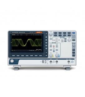 GDS-2204E - Oscilloscopio 200 MHz, 4 ch