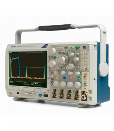 OSCILLOSCOPIO DIGITALE 200 MHZ, 4 CH +RF