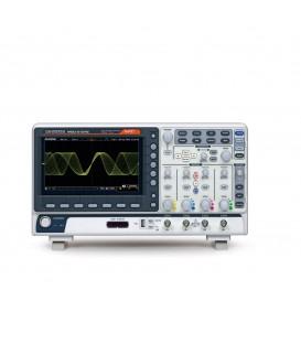 MSO-2102E - OSCILLOSCOPIO 100 MHZ, 2 CH