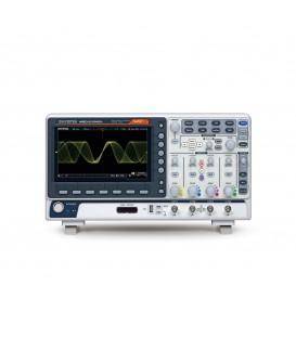 MSO-2102EA - OSCILLOSCOPIO 100 MHZ, 2 CH, AWG 25 MHZ