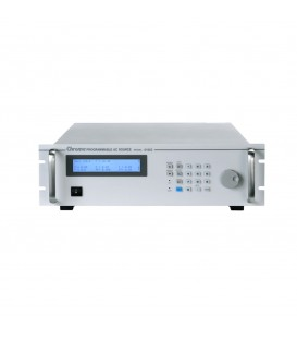 61611 - Programmable AC Source 0~300V, 15~1.5KHz