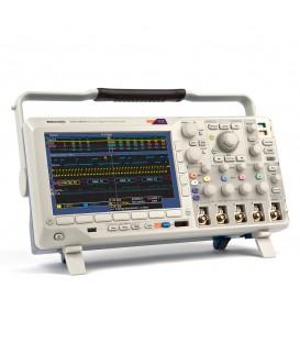 More about MDO3034 - OSCILLOSCOPIO DIGITALE 350 MHZ, 4 CH +RF