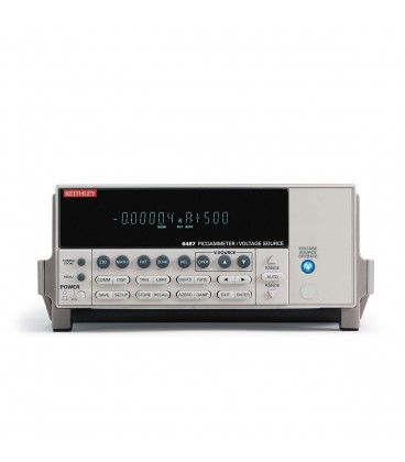 6487/E - Picoamperometro/Sorgente di Tensione