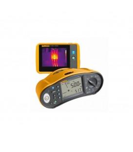 1664FC/PTi120 - kit composto da tester termocamera sw