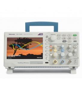 More about TBS1102B - OSCILLOSCOPIO DIGITALE 100 MHZ - 2 CH