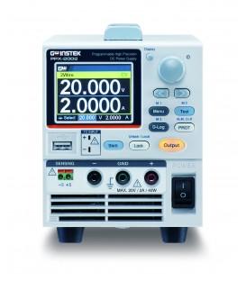 PPX-2002 GPIB - Alimentatore DC 20 V, 2 A, 40W