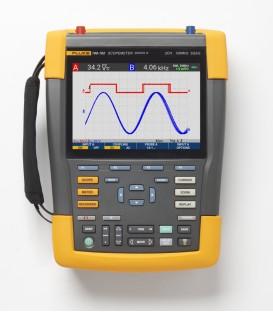 190-102-III - OSCILLOSCOPIO PALMARE 100 MHz, 2 CH