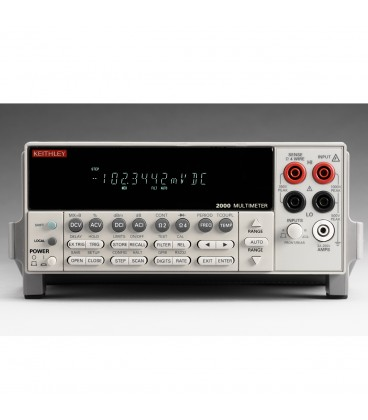 Multimetro Da Banco,6.5 digit,220 V,GPIB