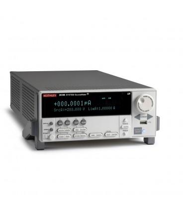 SMU, 1 canale, 200 V,3 A DC,10 A Pulse